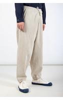 Universal Works Trousers / Lumber Pant / Ecru