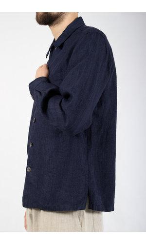Xacus Overhemd / 442ML / Navy