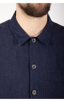 Xacus Shirt / 442ML / Navy
