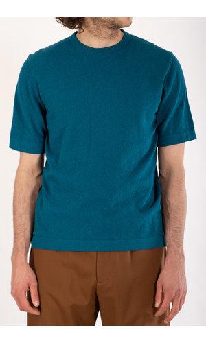Mc Lauren Mc Lauren T-Shirt / Bert / Cyan