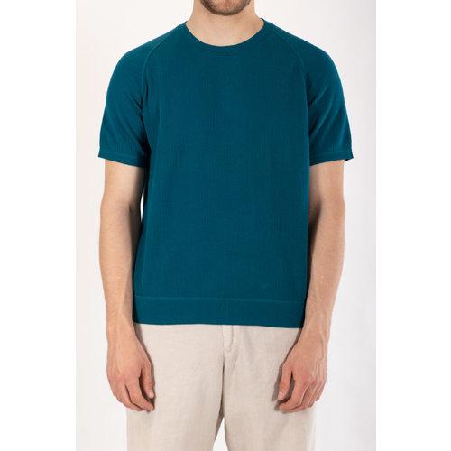 Mc Lauren Mc Lauren T-Shirt / Murdok / Cyan