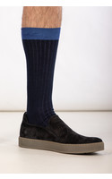 Universal Works Sock / Classic Sock / Navy