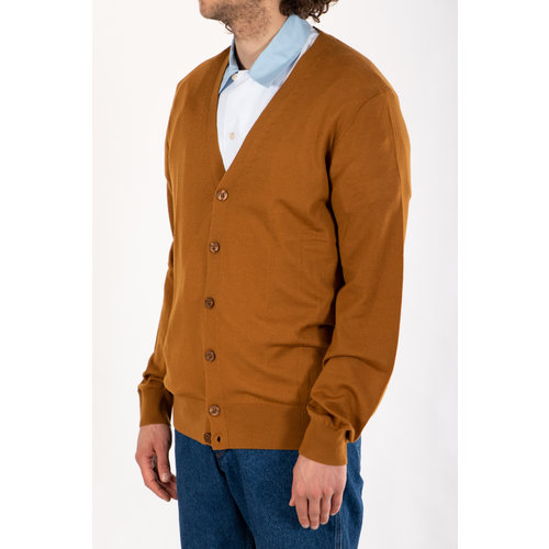 Tiger of Sweden Tiger of Sweden Cardigan / Navid / Rust