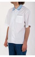 Marni Overhemd / CUMU0216PQ / Wit
