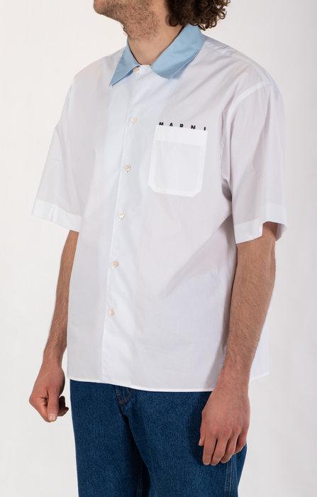 Marni Marni Overhemd / CUMU0216PQ / Wit