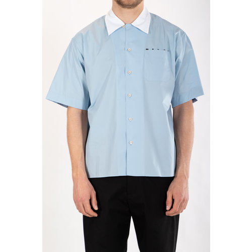 Marni Marni Overhemd / CUMU0216PQ / Blauw