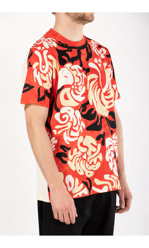 Marni Marni T-Shirt / HUMU0221P0 / Red