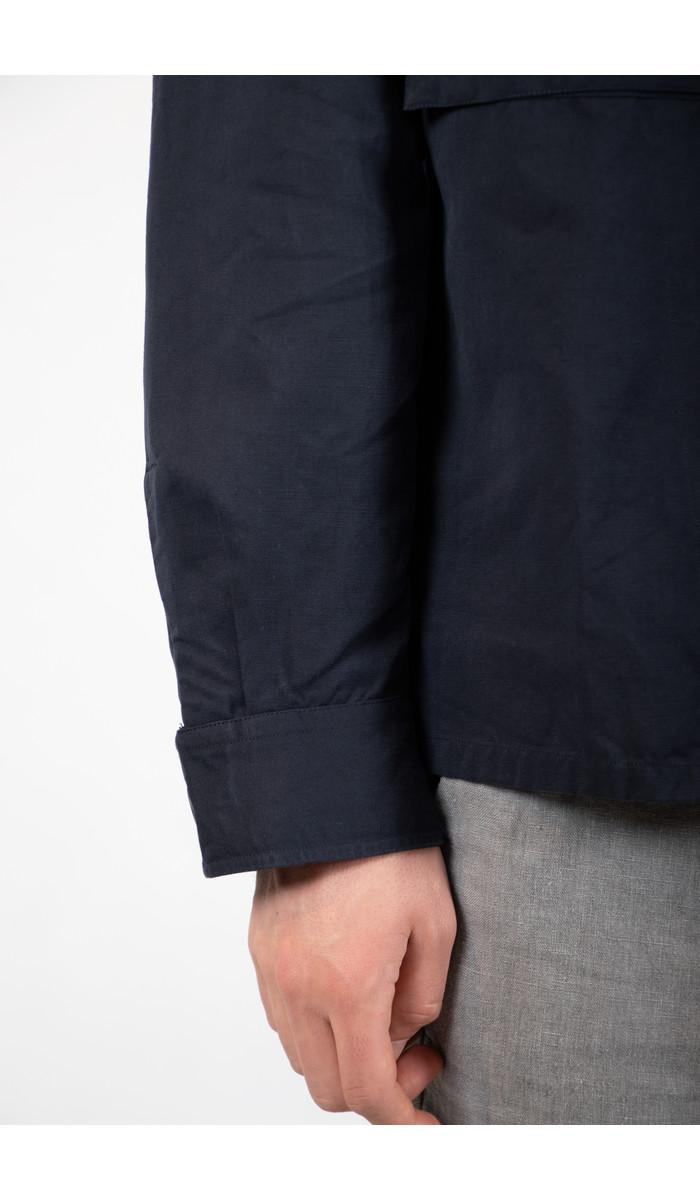 Xacus Shirt / 463ML / Navy