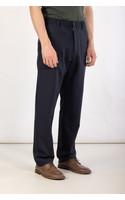 Marni Trousers / PUMU0156A0 / Navy