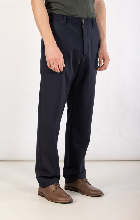 Marni Marni Trousers / PUMU0156A0 / Navy