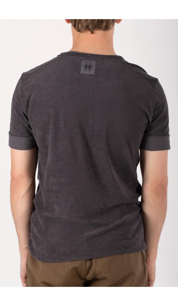 Hannes Roether Hannes Roether T-Shirt / Piaf / Grijs