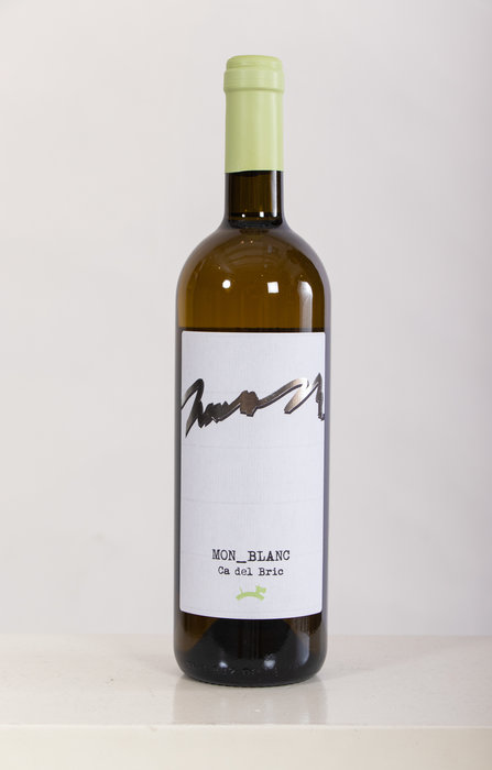 Ca del Bric Wijn / Mon Blanc 2019