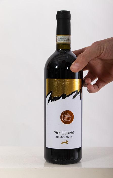 Ca del Bric Wijn / TreLustri 2011