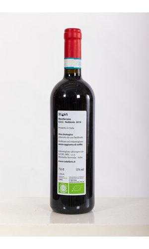 Ca del Bric Wine / Bigat 2019