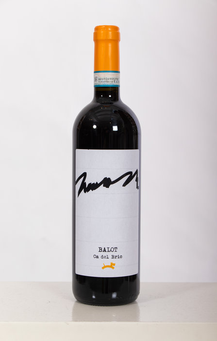 Ca del Bric Wine / Balot 2020