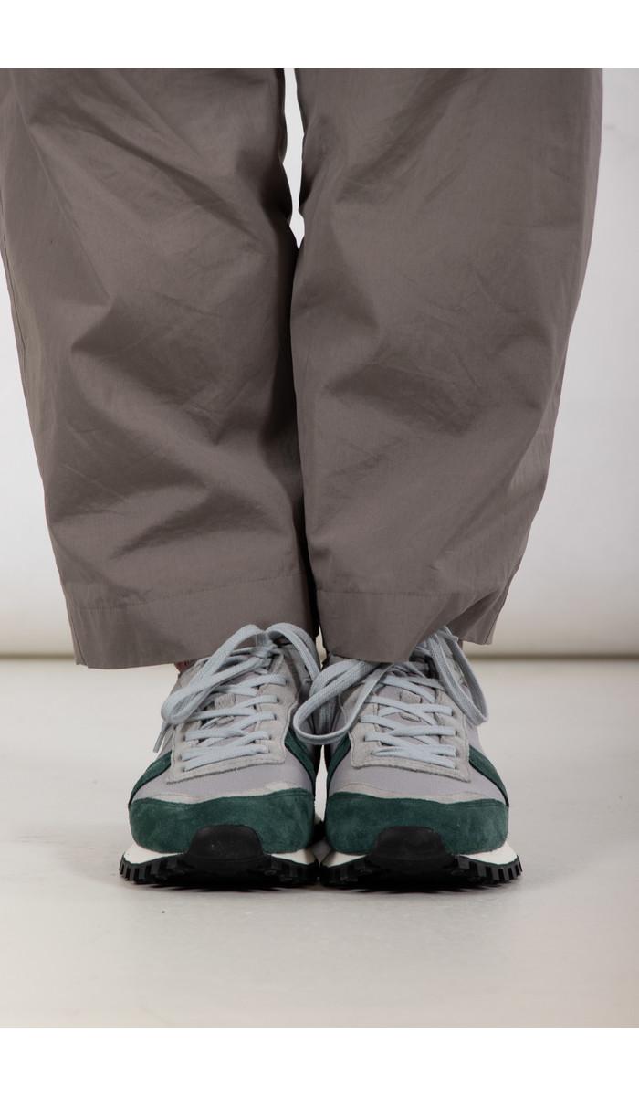 Novesta Novesta Sneaker / Marathon Trail / Groen