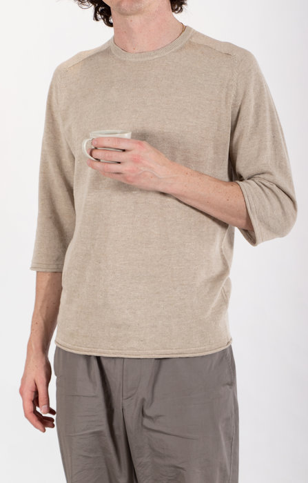 7d 7d T-Shirt / Six / Flax
