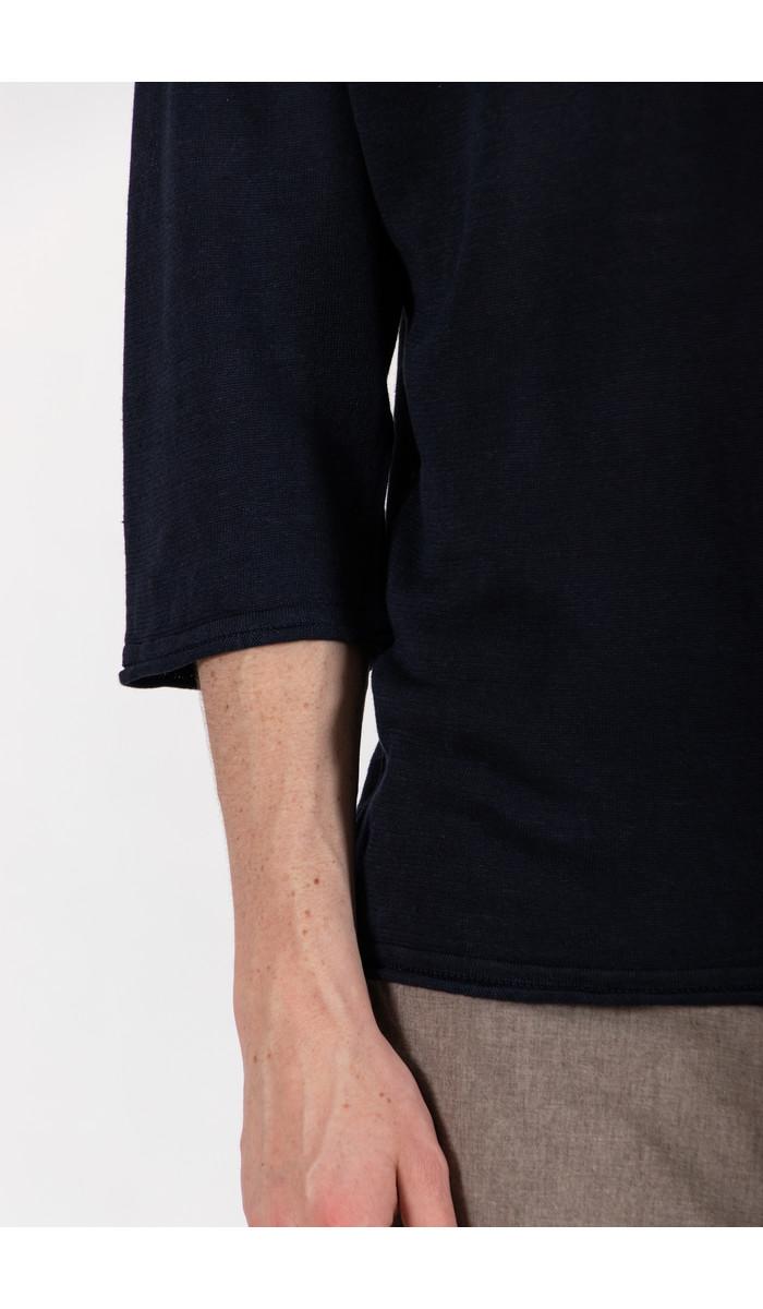 7d 7d T-Shirt / Six / Navy