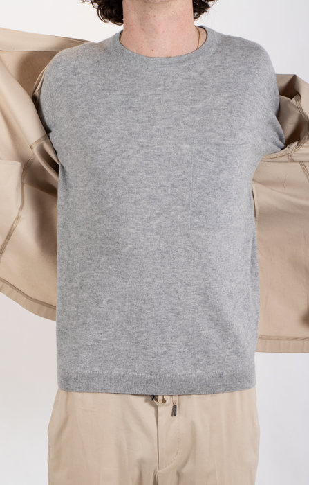 7d 7d Sweater / Five / L. Grey