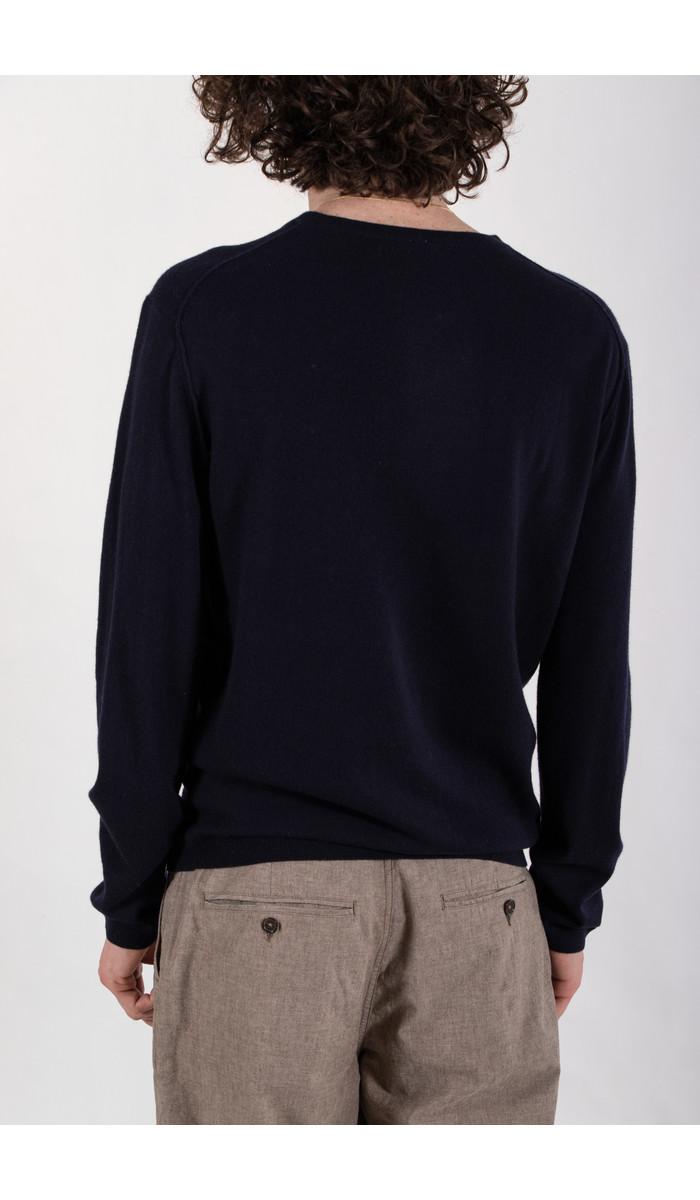 7d 7d Sweater / Five / Navy