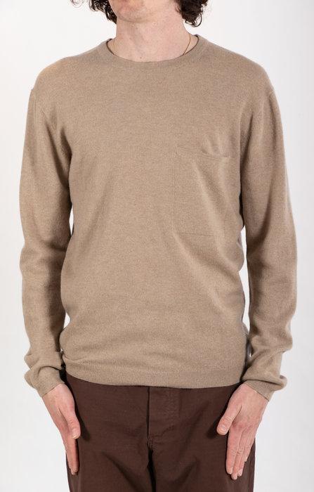 7d 7d Sweater  / Five / Camel