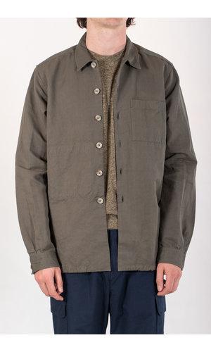 Xacus Shirt / 442ML / Greyish Green