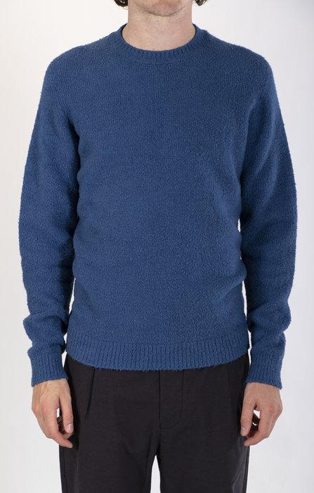 Roberto Collina Roberto Collina Sweater / RF45001 / Azure