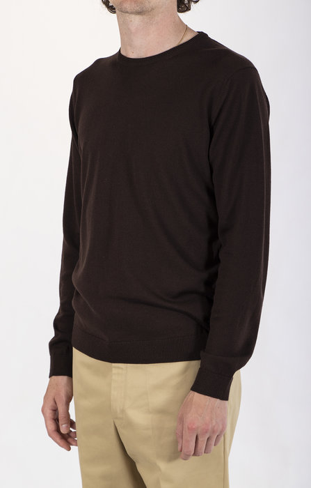 Roberto Collina Roberto Collina Sweater / RF01001 / D. Brown
