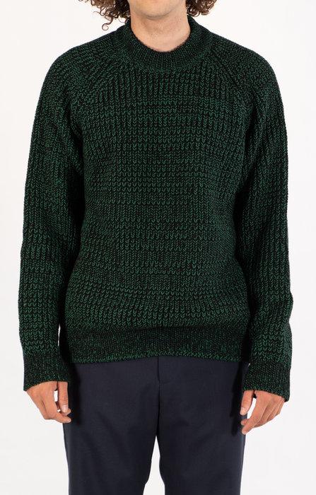 Christian Wijnants Sweater / Khazin / Green Black