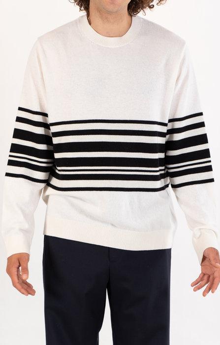 Christian Wijnants Sweater / Koras / White Black