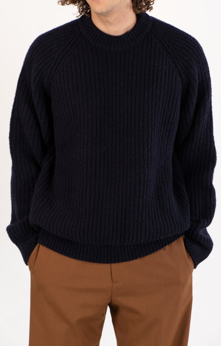Christian Wijnants Sweater / Kristin / Navy