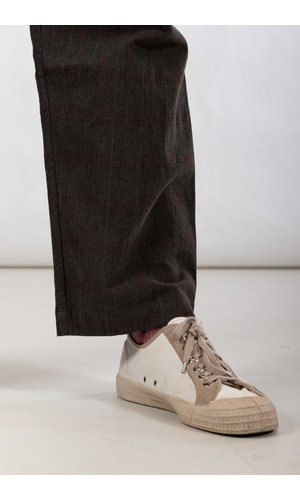 Universal Works Universal Works Trousers / Double Pleat / Wales Check