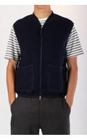 Universal Works Vest / Waistcoat / Navy