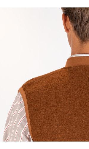 Universal Works Universal Works Vest / Waistcoat / Roest