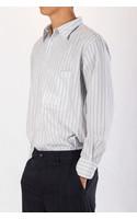 Universal Works Overhemd / Big Pocket / Grijs