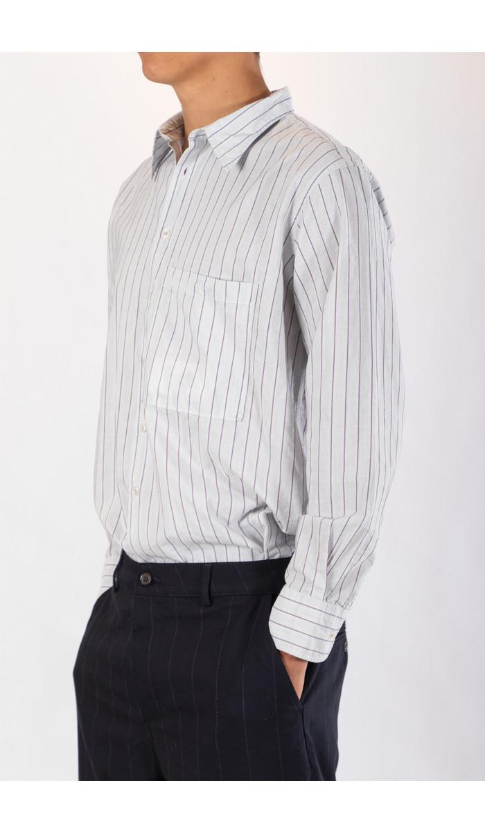 Universal Works Universal Works Shirt / Big Pocket / Grey