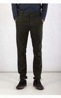 Hannes Roether Trousers / Track / Green