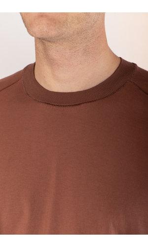 Transit Transit T-Shirt / CFUTRP1362 / Brick