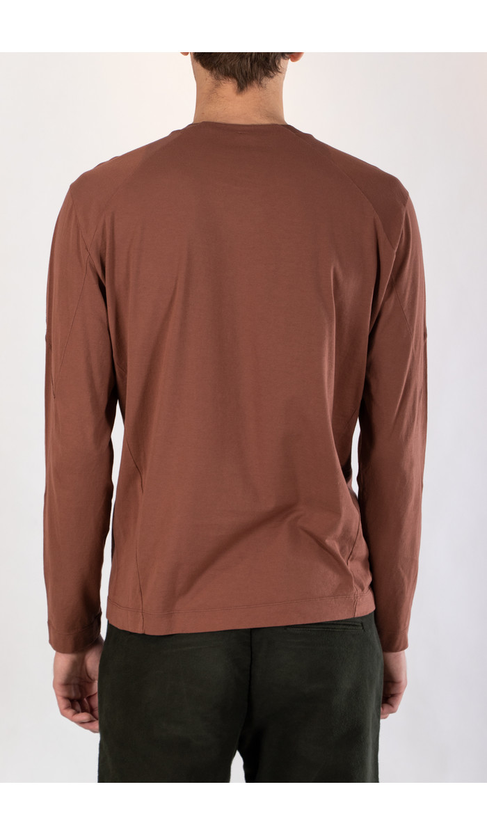 Transit Transit T-Shirt / CFUTRP1362 / Baksteen
