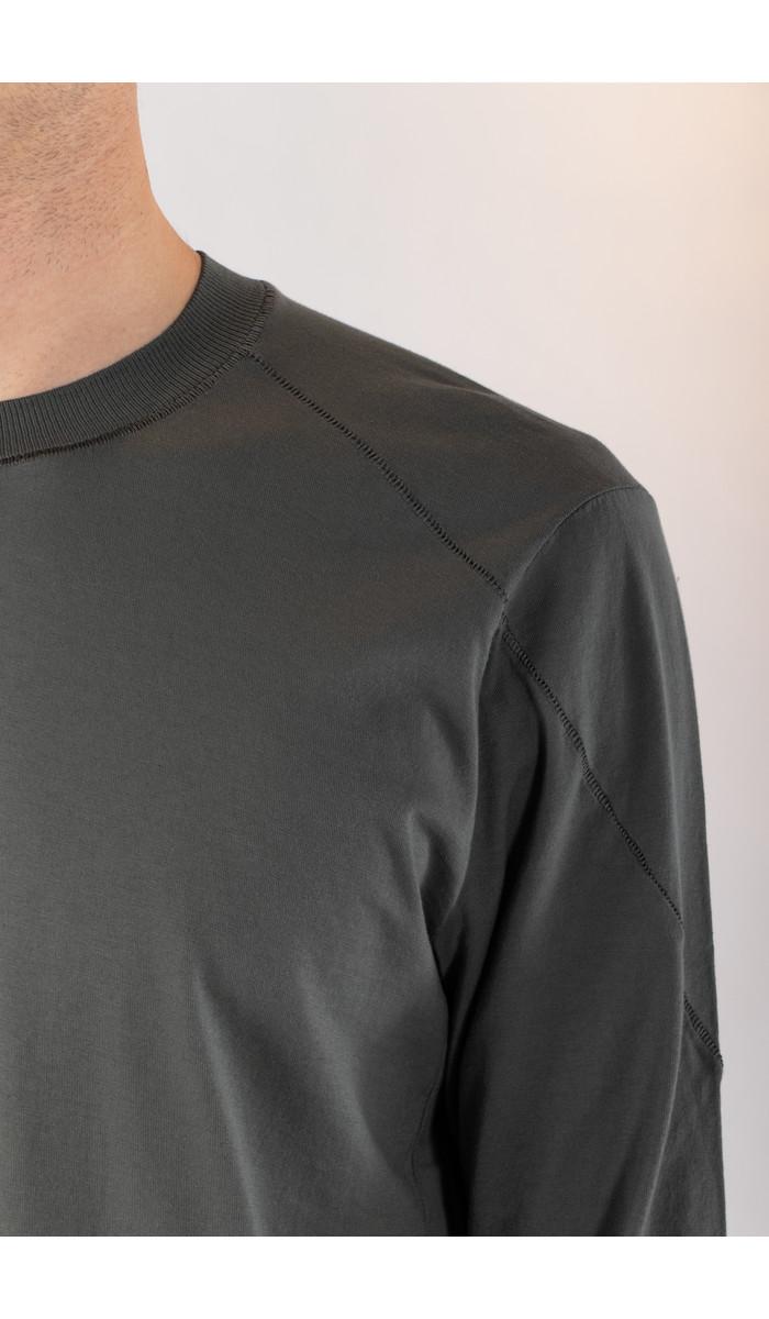 Transit Transit T-Shirt / CFUTRP1362 / Grijs