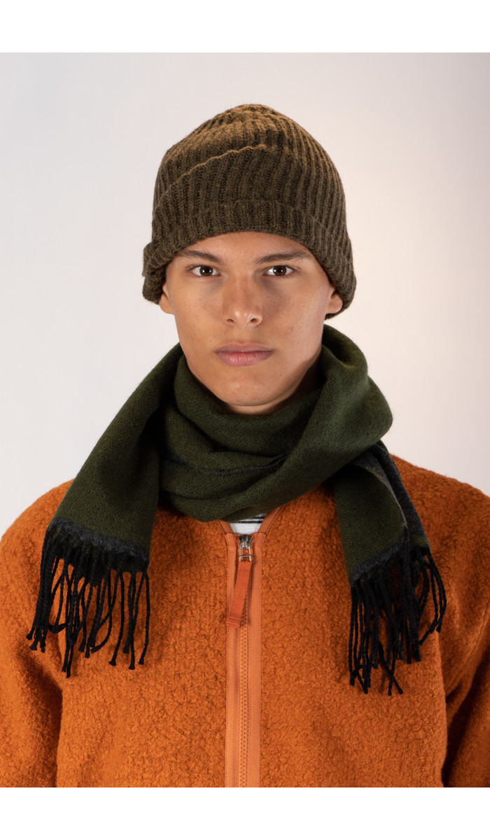 Roberto Collina Roberto Collina Hat / RF18051 / Green