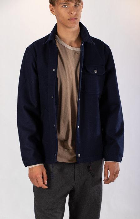 Universal Works Universal Works Jacket / Coach Jacket / Navy