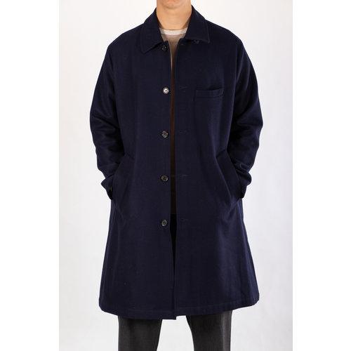 Universal Works Universal Works Coat / Swing Coat / Navy