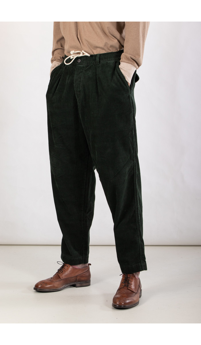 Universal Works Universal Works Trousers / Pleated Track / Forrest