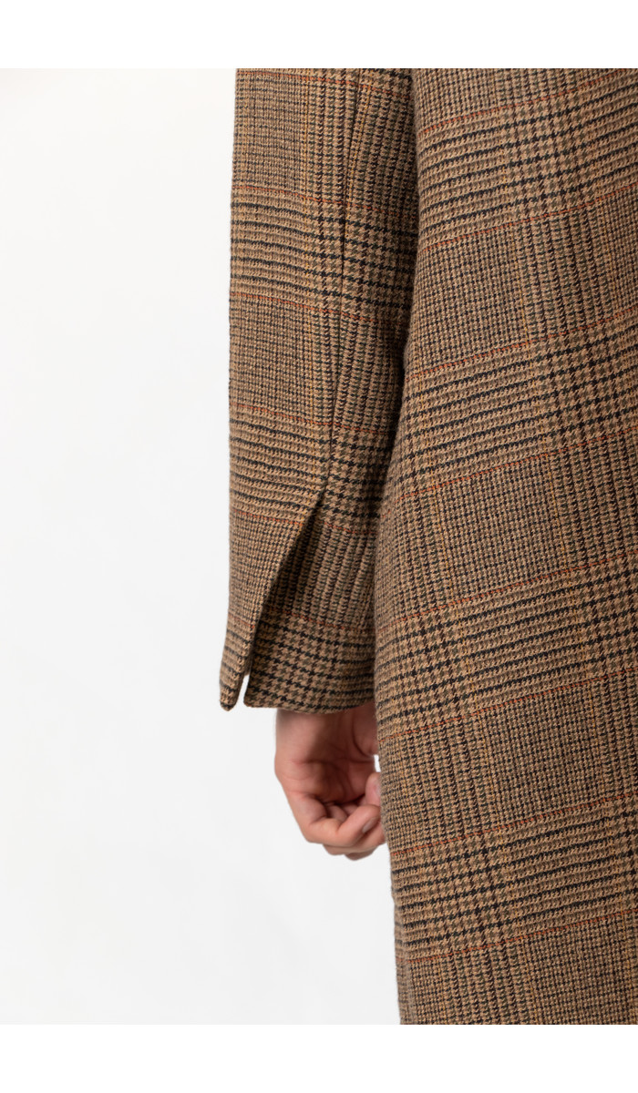 Hannes Roether Hannes Roether Coat / Bader / Brown
