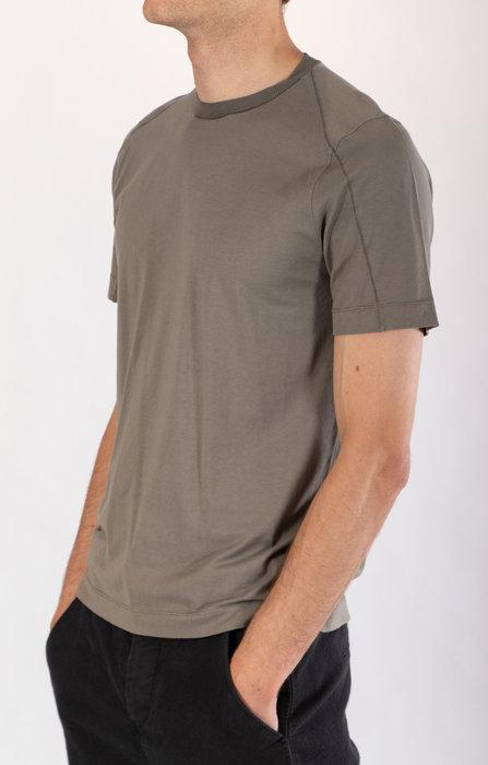 Transit Transit T-Shirt / CFUTRP1364 / Stone Grey