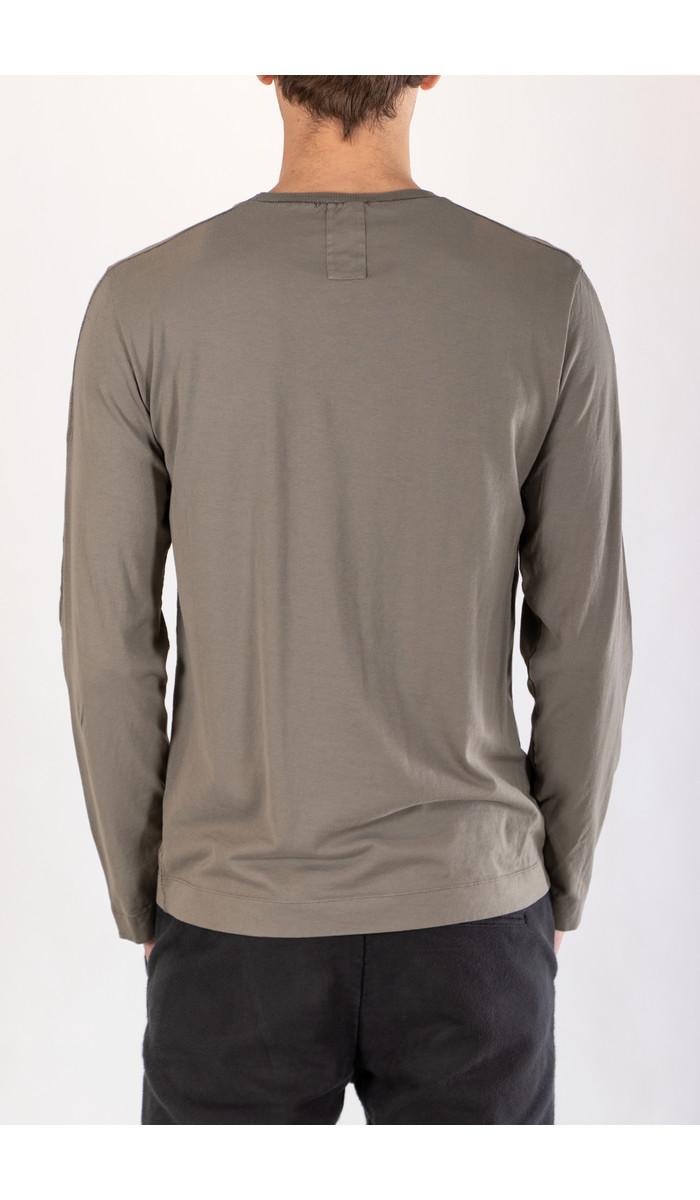 Transit Transit T-Shirt / CFUTRP1360 / Stone Grey