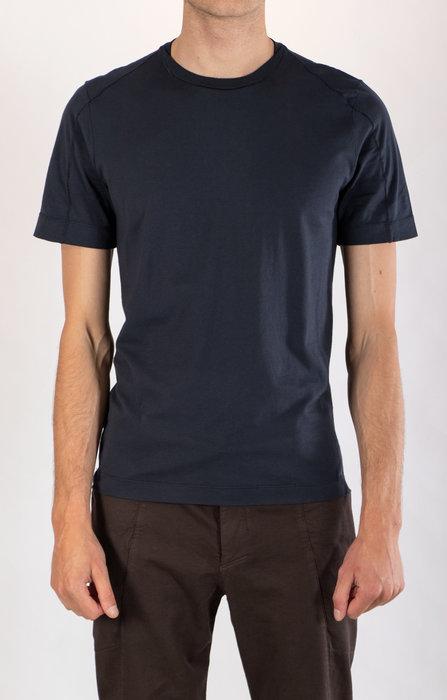 Transit Transit T-Shirt / CFUTRP1364 / Blauw