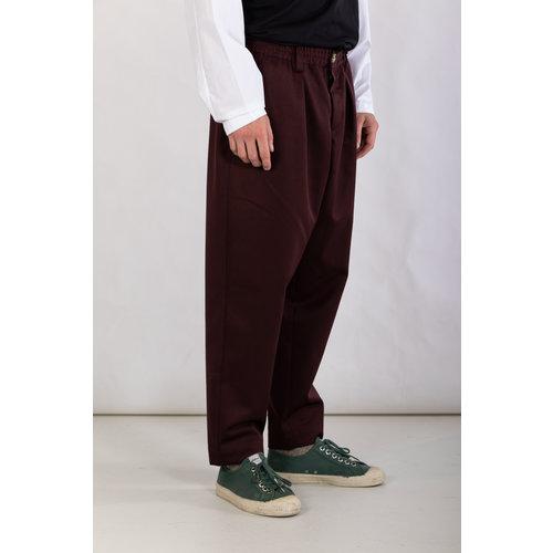 Marni Marni Trousers / PUMU0017A0 / Burgundy