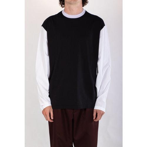 Marni Marni T-Shirt / HUMU0181QS / Black Lilac